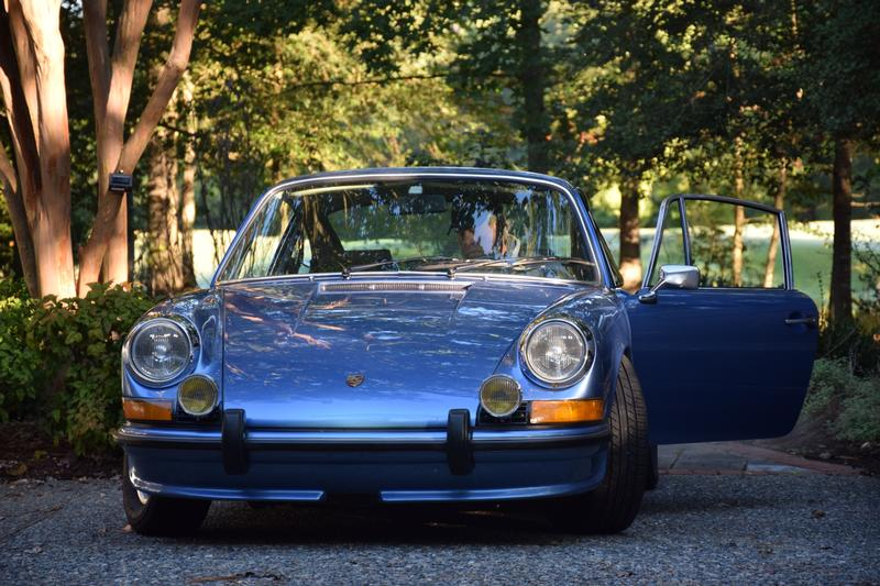 Porsche Club of America - The Mart - 1973 911T