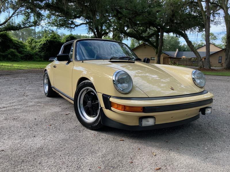 Porsche Club of America - The Mart - 1981 911 SC Targa