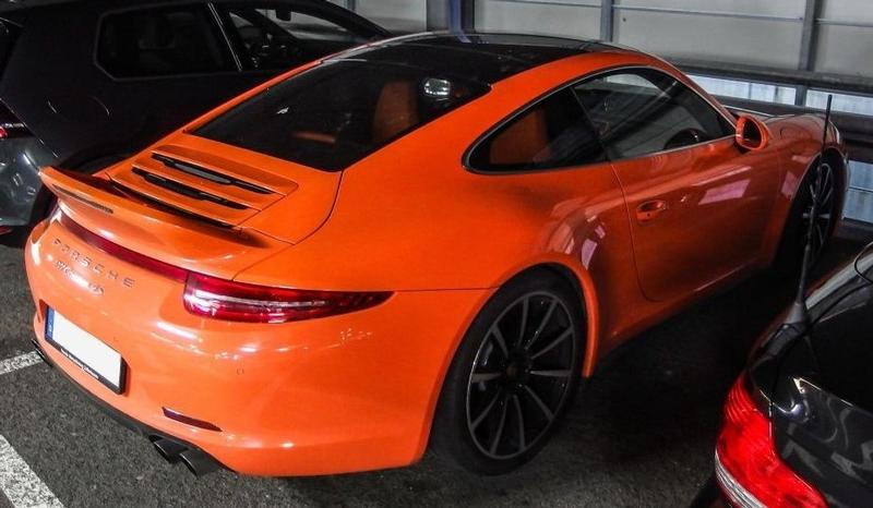 Porsche Club of America - The Mart - Wanted: 991 S or 4S