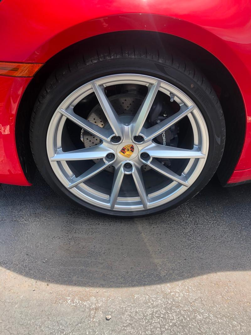 Porsche Club of America - The Mart - Wheels / tires