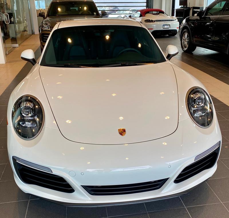 Porsche Club of America - The Mart - 2018 911 Carrera