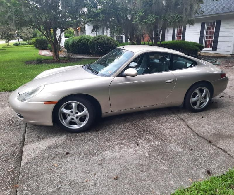 Porsche Club of America - The Mart - 1999 911 Carrera