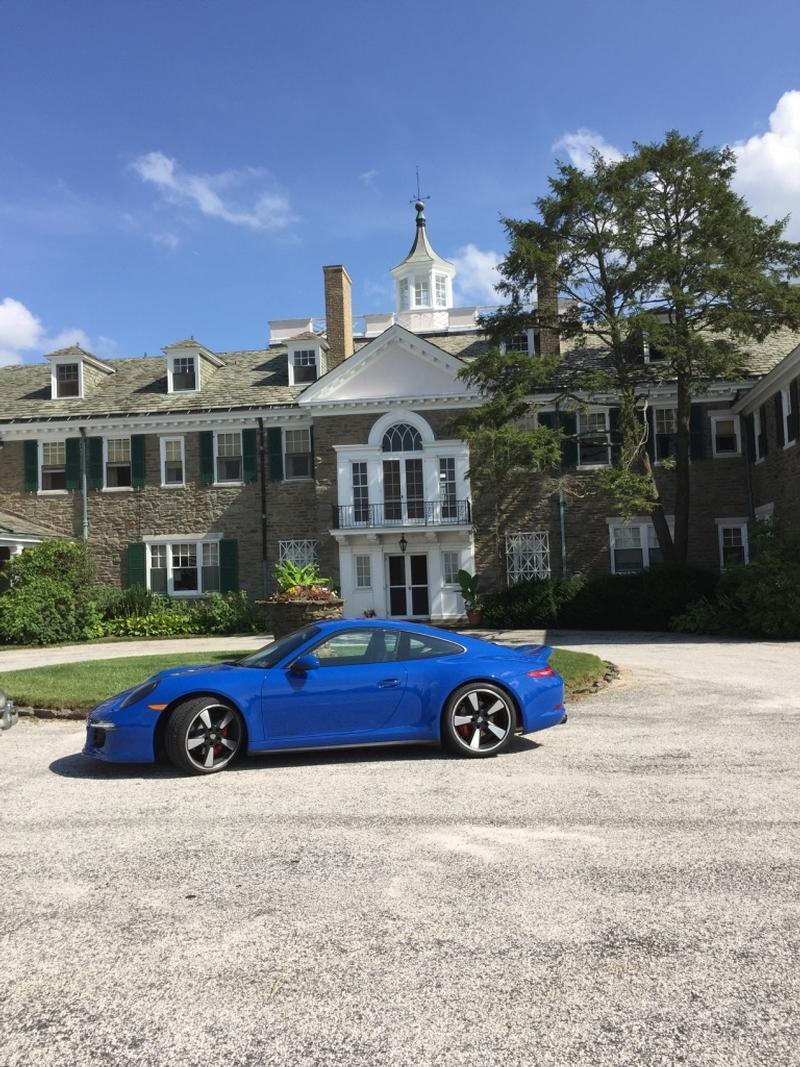 Porsche Club of America - The Mart - 2016 911 GTS Club Coupe