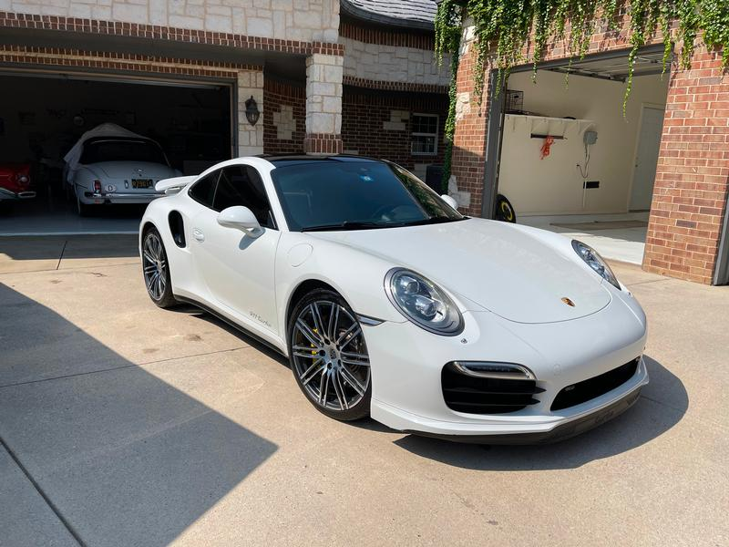 Porsche Club of America - The Mart - 2014 911 Turbo