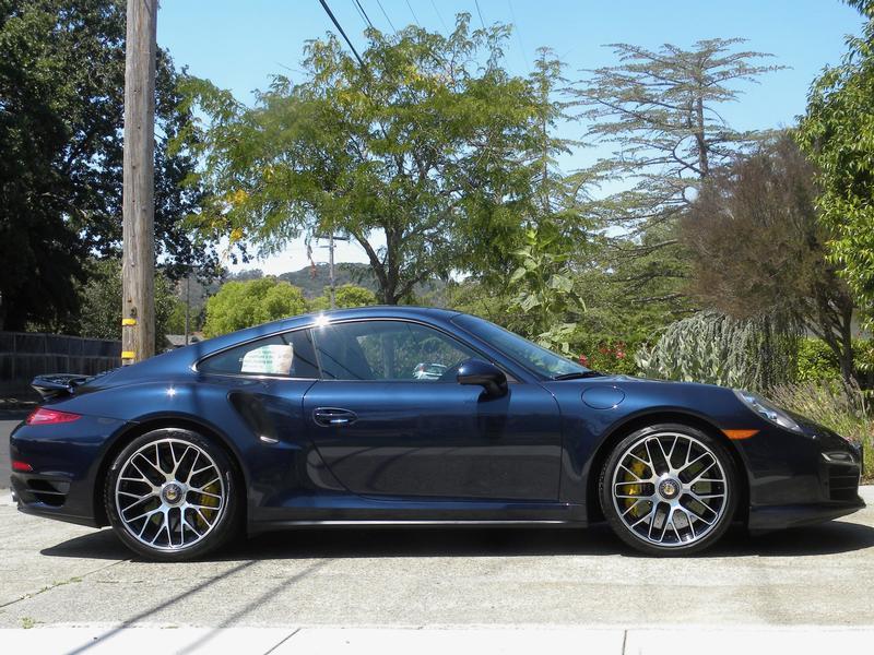 Porsche Club of America - The Mart - 2014 911 Turbo S