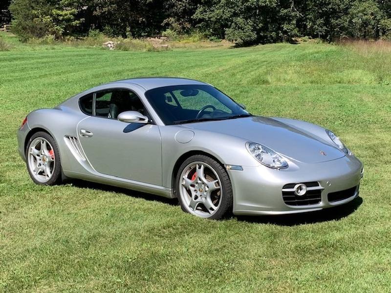 Porsche Club of America - The Mart - 2006 Cayman S