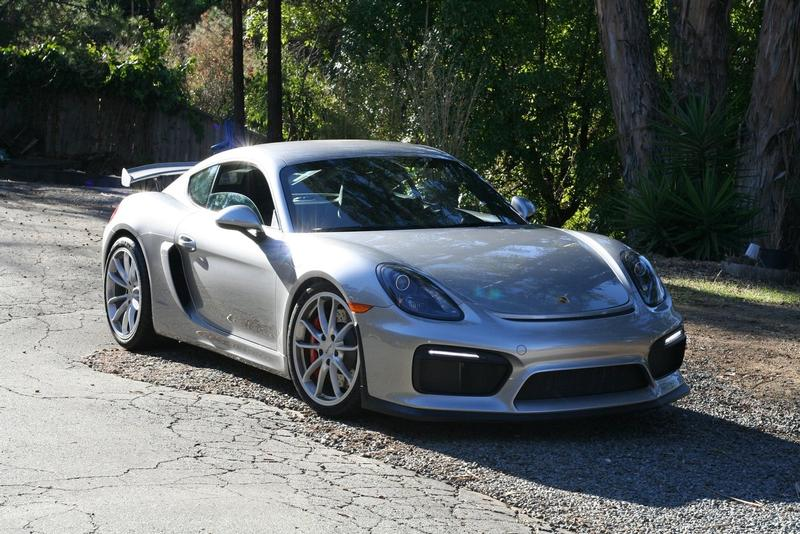 Porsche Club of America - The Mart - Wanted: 2016 Cayman GT4