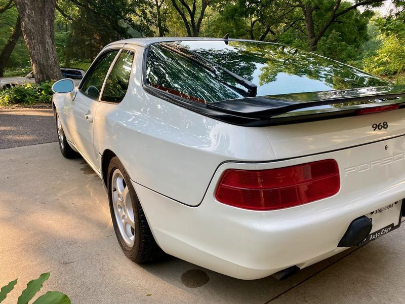 Porsche Club of America - The Mart - 1994 968