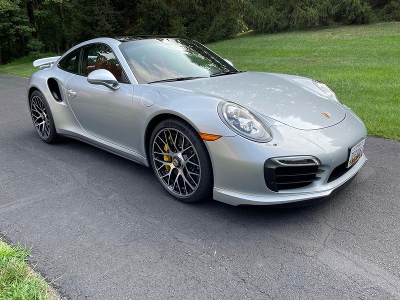 Porsche Club of America - The Mart - 2015 911 Turbo S