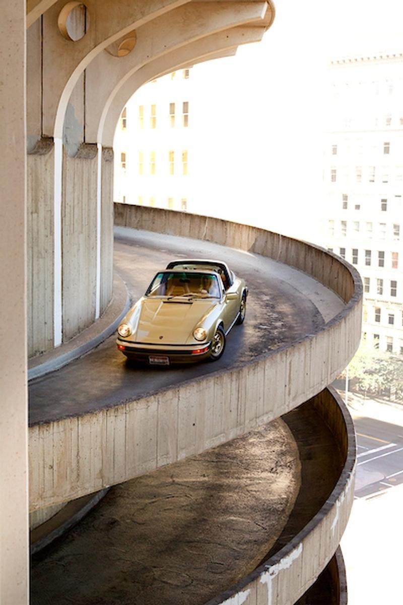 Porsche Club of America - The Mart - 1976 911S Targa