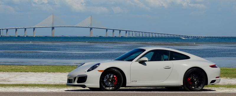 Porsche Club of America - The Mart - 2018 911 Carrera 4 GTS