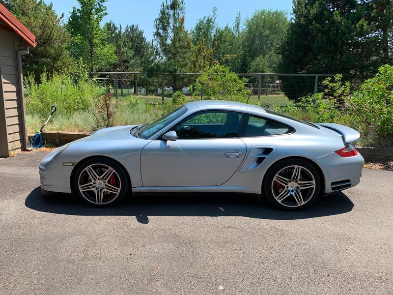 Porsche Club of America - The Mart - 2007 911 Turbo