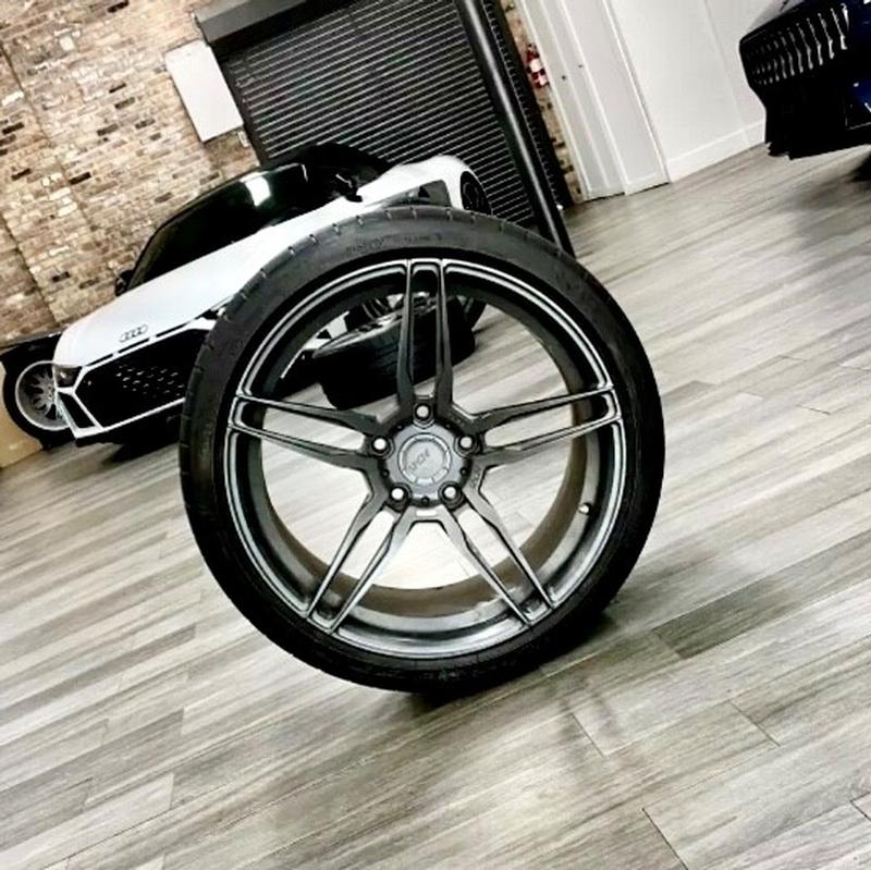 Porsche Club of America - The Mart - ADV1 Wheels and Tires 991