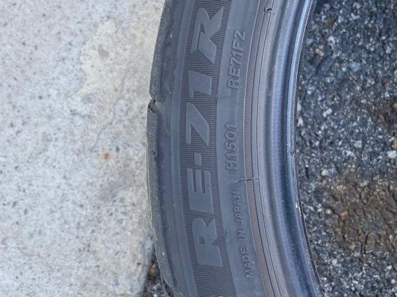 Porsche Club of America - The Mart - Bridgestone RE71R Tires